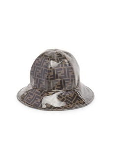 Fendi Double-F Cloche Hat