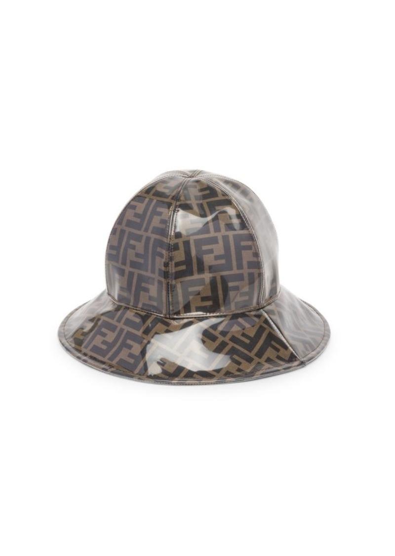 Fendi Double-F Cloche Hat