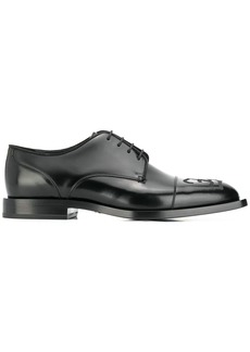 Fendi double F Derby shoes