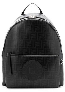 Fendi Double F logo backpack