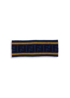 Fendi Double-F Logo Knit Headband