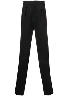 Fendi Double F logo stripe trousers