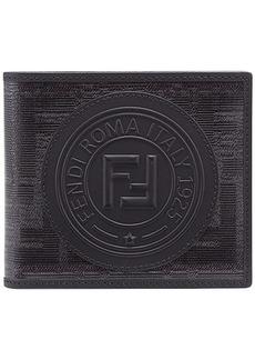 Fendi double F logo wallet