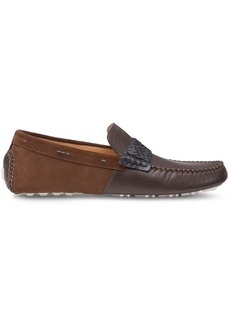Fendi driving loafers
