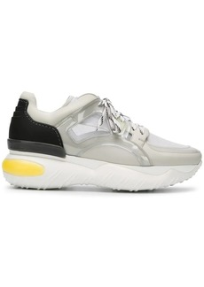 Fendi elevated sole runner sneakers