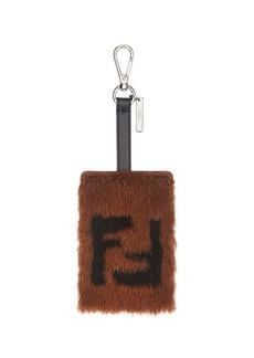 Fendi embellished key chain