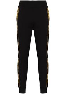 Fendi logo-embellished track pants