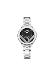 Fendi embellished Run Away watch