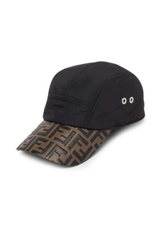 Fendi Embossed Logo Baseball Hat