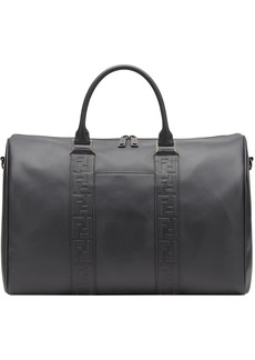 Fendi embossed logo duffel bag