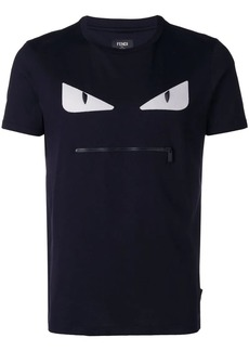 Fendi embroidered Bag Bugs T-shirt