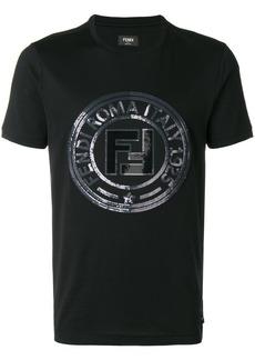 Fendi embroidered T-shirt