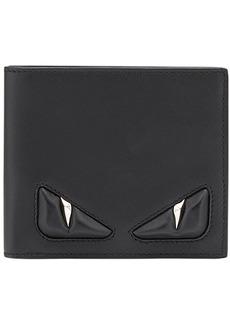Fendi Eyes bi-fold wallet