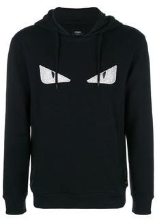 Fendi eyes hoodie