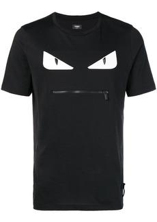 Fendi Eyes pocket T-shirt
