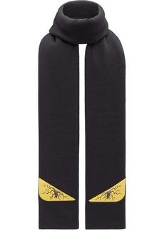 Fendi eyes scarf