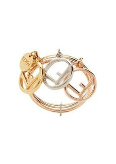 F is Fendi ring