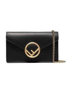 Fendi F logo belt bag