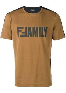 Fendi Family T-shirt
