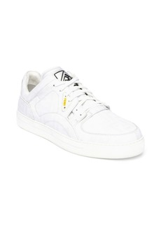 Fendi Color Changing Fancy Logo Low-Top Sneakers
