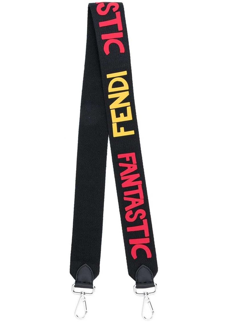 Fantastic Fendi shoulder strap