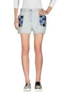 FENDI - Denim shorts