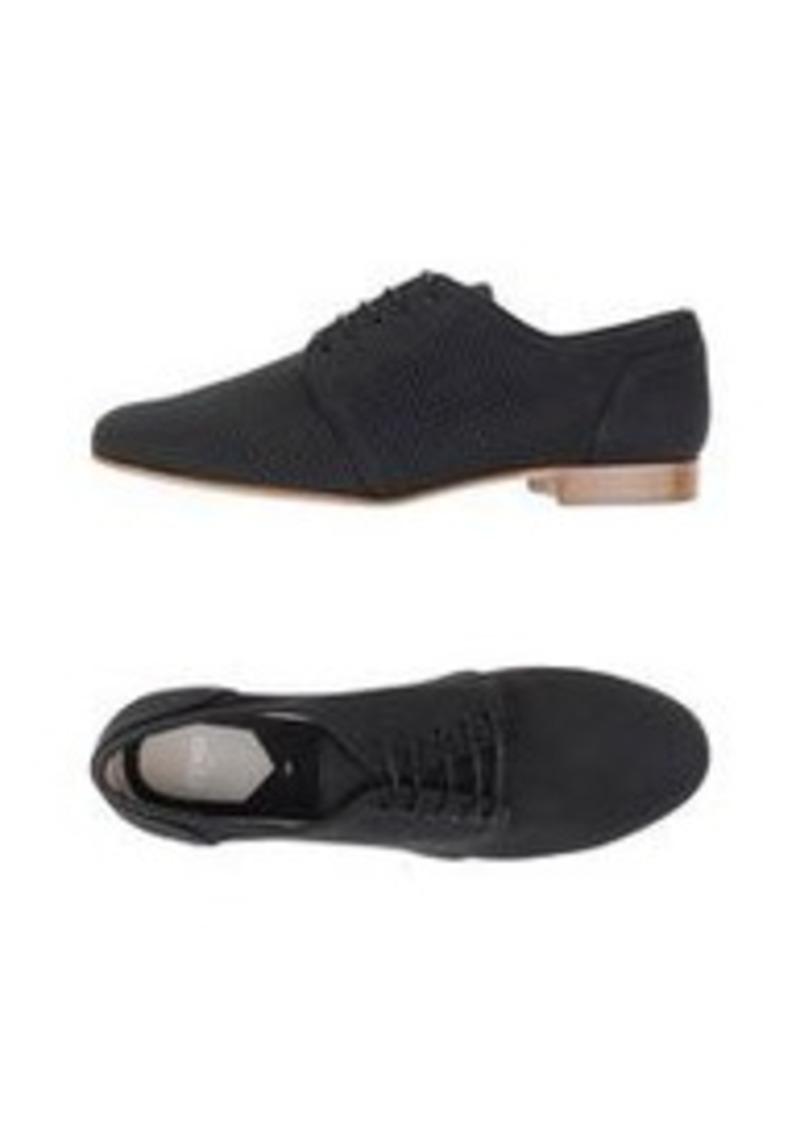 FENDI - Laced shoes