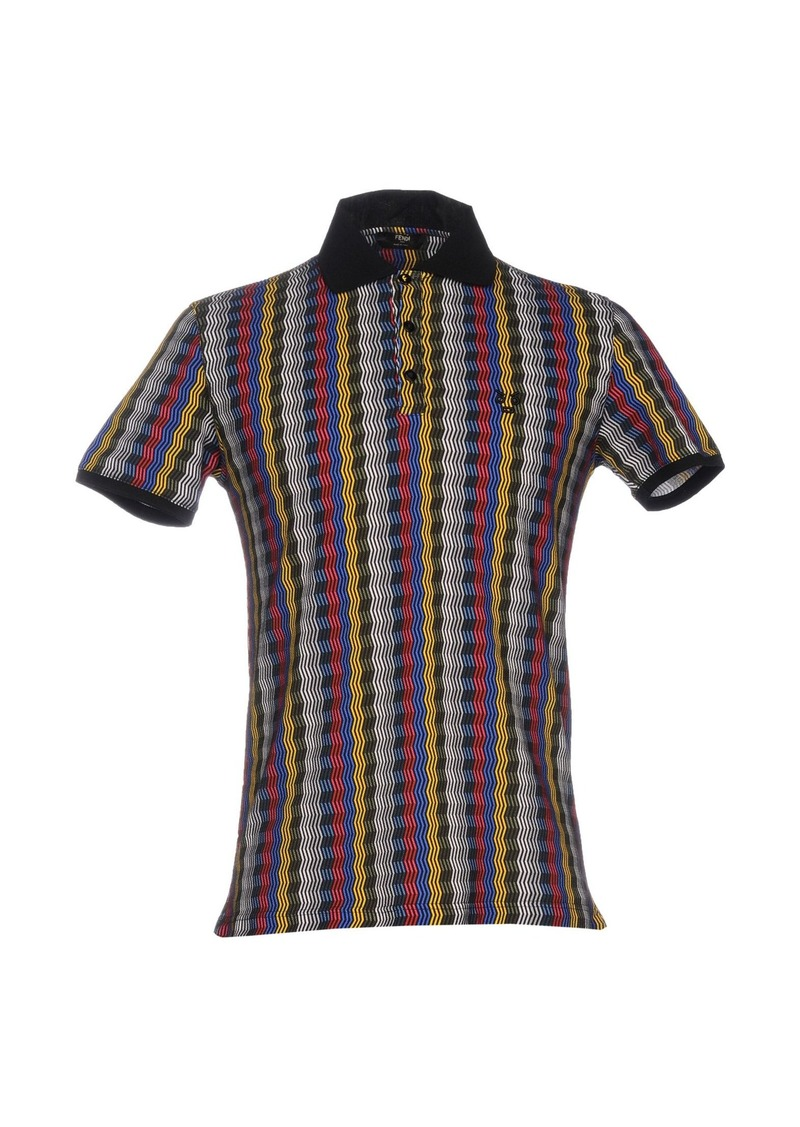 dcfb341f9c8 Fendi FENDI - Polo shirt