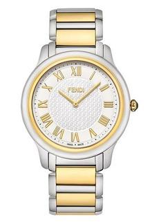 Fendi 40mm Men's Classico Bracelet Watch