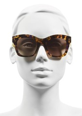 Fendi 50mm Retro Sunglasses