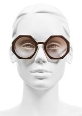 723348328bf6b Fendi 51mm Retro Octagon Sunglasses Fendi 51mm Retro Octagon Sunglasses