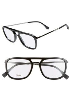 Fendi 52mm Optical Glasses