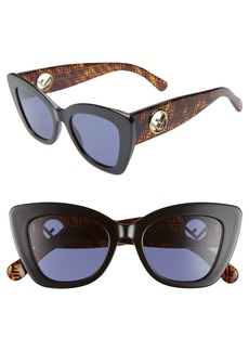 Fendi 52mm Sunglasses