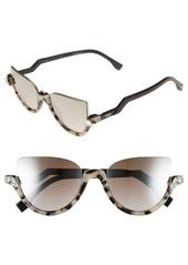 Fendi 52mm Sunglasses