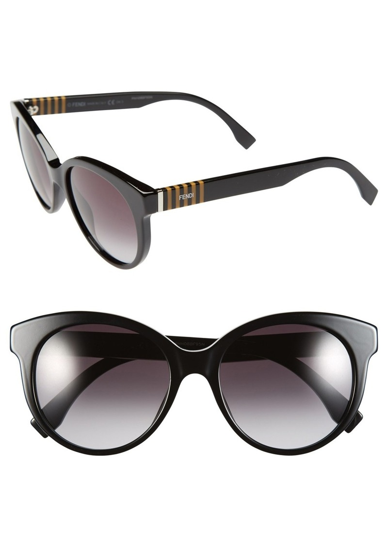 c65a383e3837 Fendi Fendi 53mm Retro Sunglasses