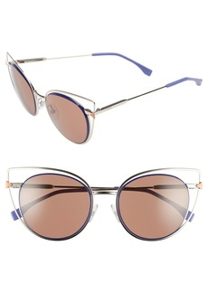 Fendi 53mm Sunglasses
