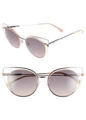 Fendi 53mm Sunglasses