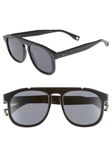 Fendi 54mm Sunglasses