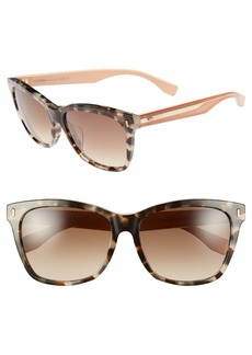 Fendi 56mm Special Fit Sunglasses