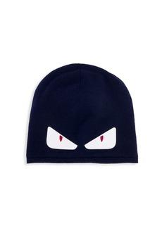 Fendi Bag Bugs Wool Hat