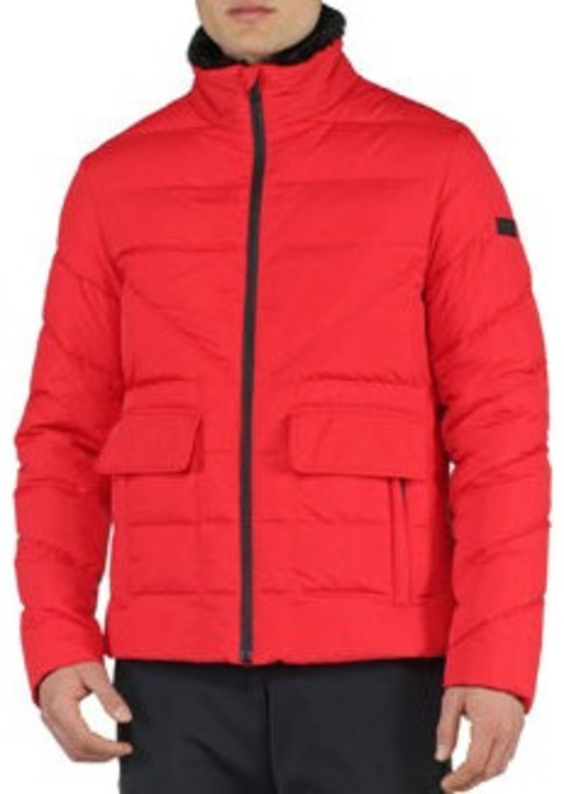 Fendi Basic Nylon Puffer Jacket