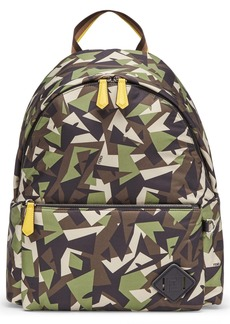 Fendi Big Bugs Canvas Backpack