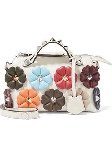 Fendi By The Way mini appliquéd leather shoulder bag