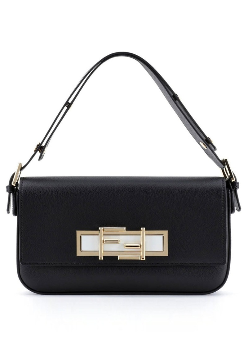 fendi fendi calfskin baguette handbags shop it to me. Black Bedroom Furniture Sets. Home Design Ideas