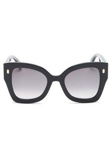 Fendi Fendi Roma cat-eye acetate sunglasses
