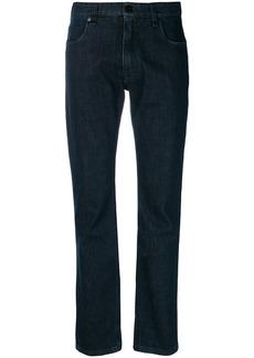 Fendi classic slim-fit jeans - Blue