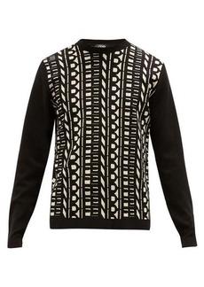 Fendi Crew-neck cotton sweater