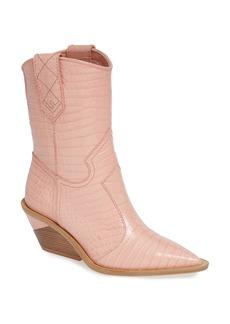 Fendi Cutwalk Mid Boot (Women)