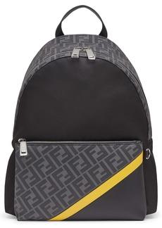 Fendi Double-F Logo Backpack