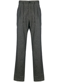 Fendi draswtring trousers
